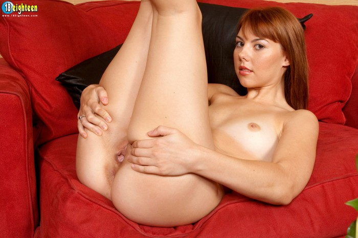 Delila Darling Shaved